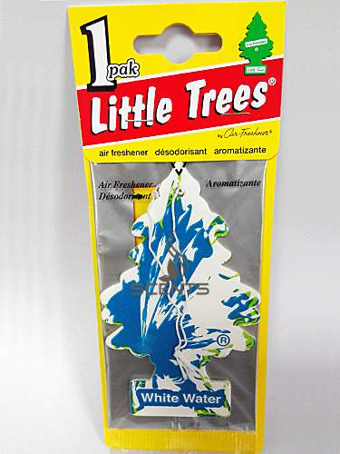 Елочка Little trees White Water